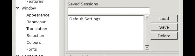 Run Putty on Mac OS X 10.6.8