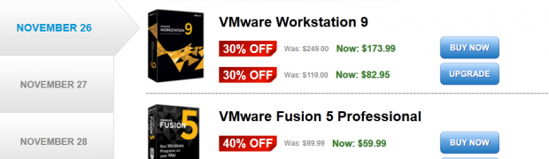 VMware CYBER MONDAY SALE