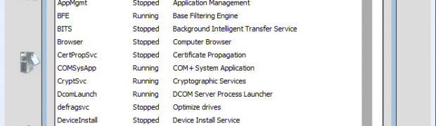 Fix Corefig on the Microsoft Hyper-V Server 2012