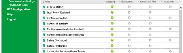 Patch of PowerChute Network Shutdown v3.1 for VMware
