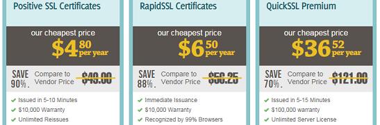 SSLサーバ証明書をインストール (2)