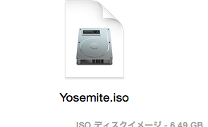 How to make a OS X Yosemite ISO bootable image