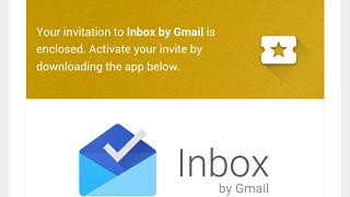 Google Inboxへの招待