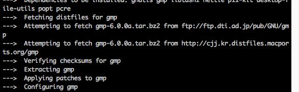 Install wget on OS X Yosemite(OS X 10.10)