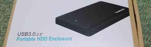 Inateck 2.5インチ HDD外付けケース USB