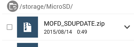 ASUS MeMO Pad 7(ME572C)をAndroid 5.0(Lollipop)のroot化