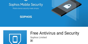 Sophos Mobile Securityを使ってみる