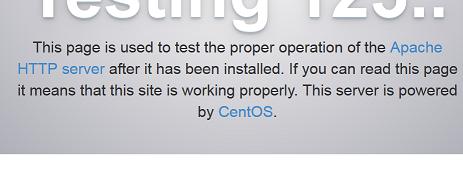 Apache Indexes option on CentOS 7