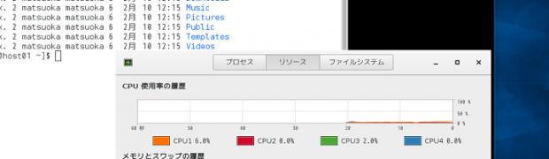 MobaXtermでWindowsにX11 Forwarding