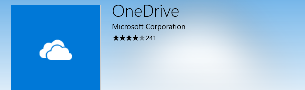 Windows 10 build 14986からOneDriveのアンインストールを正式サポート