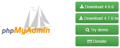 Install phpMyAdmin on RHEL 7