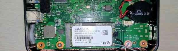LIVAZ-4/32にM.2 SSDを増設