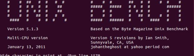 LIVAZ-4/32にUbuntuをインストール、UnixBenchでベンチマークテスト