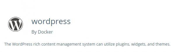 DockerでWordPressのサイト構築