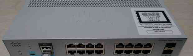 Cisco Systems Catalyst 2960L WS-C2960L-16TS-JP