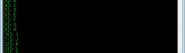 Windows バッチファイルの変数と引数