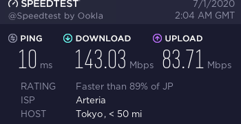 Install Speedtest by Ookla on CentOS 8